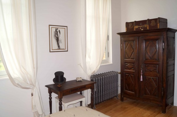 Chambre opale for Chambre hote gers